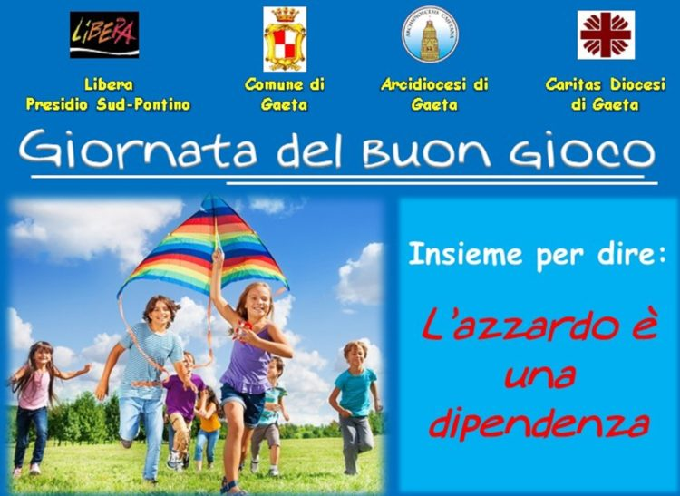 Caritas: 21 ottobre, Giornata del Buon Gioco a Gaeta e 27 formazione dei Centri d'Ascolto ad Anagni