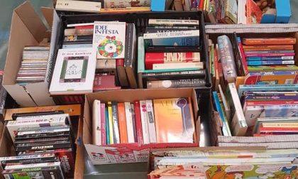 """L'iniziativa """"Libro solidale"""" dell'Emporio Caritas SAREPTA"""